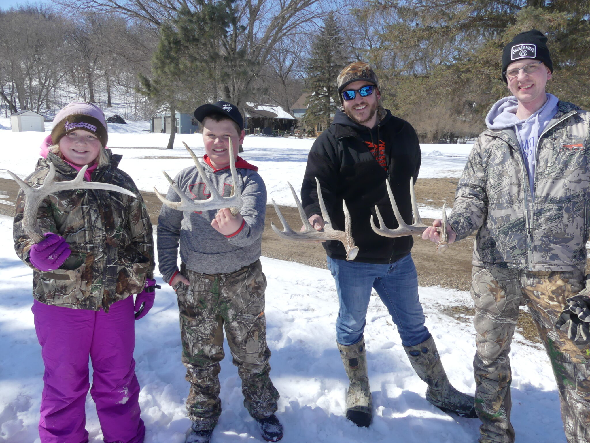 Sheds Hunting Group